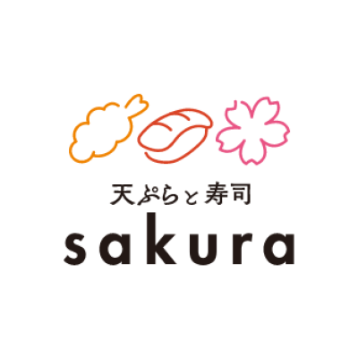 Tempura and sushi sakura